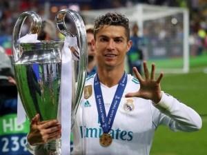 Ronaldo 7 : Eugaventus 11 points lead with Ronaldo's goal