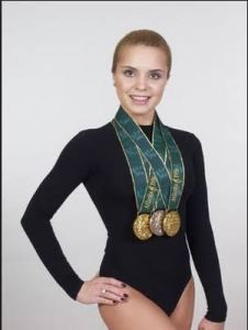 Top 10 Bestest Athlete of Ukraine in 2019