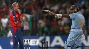 Thunderous World Record of Yuvraj Singh 2011