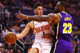 Lakers vs Suns Final Match Full Result