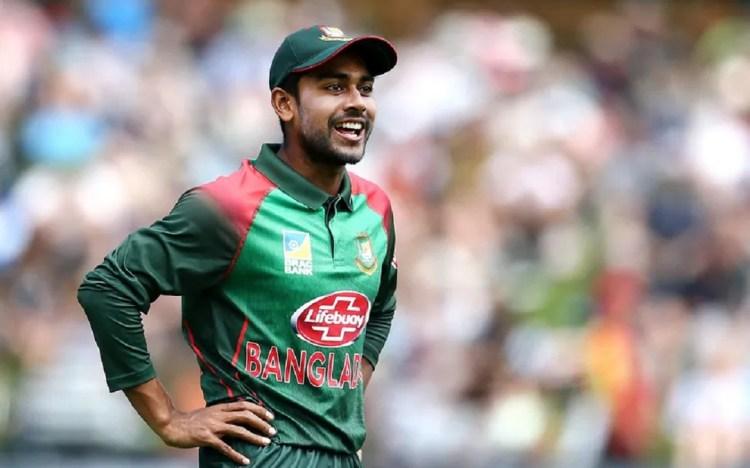 Mehidy Hasan Bangladesh Bowler ( Image ICC )