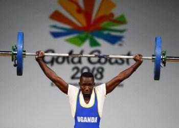 Julius Ssekitoleko Ugandan Weightlifter Image © CNN