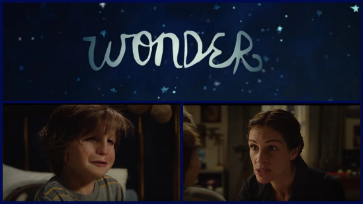 Wonder RJ Palacio Book Movie Review Julia Roberts 2