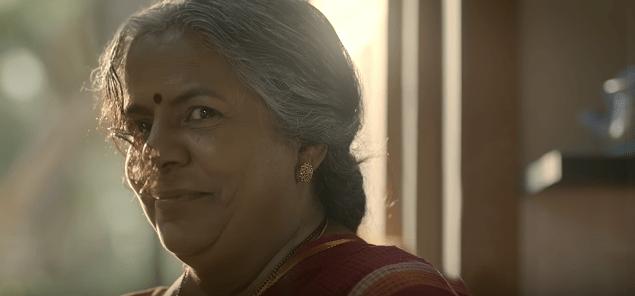 Tanish teej film old aunty ad