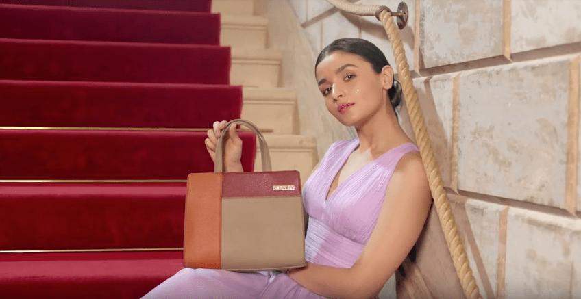 Alia Bhatt Brand Endorsements Brand Ambassador 2017 Caprese.png