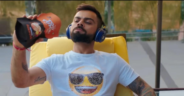 Virat Kohli Too Yumm LookTooYumm Ad TVC 2.jpg