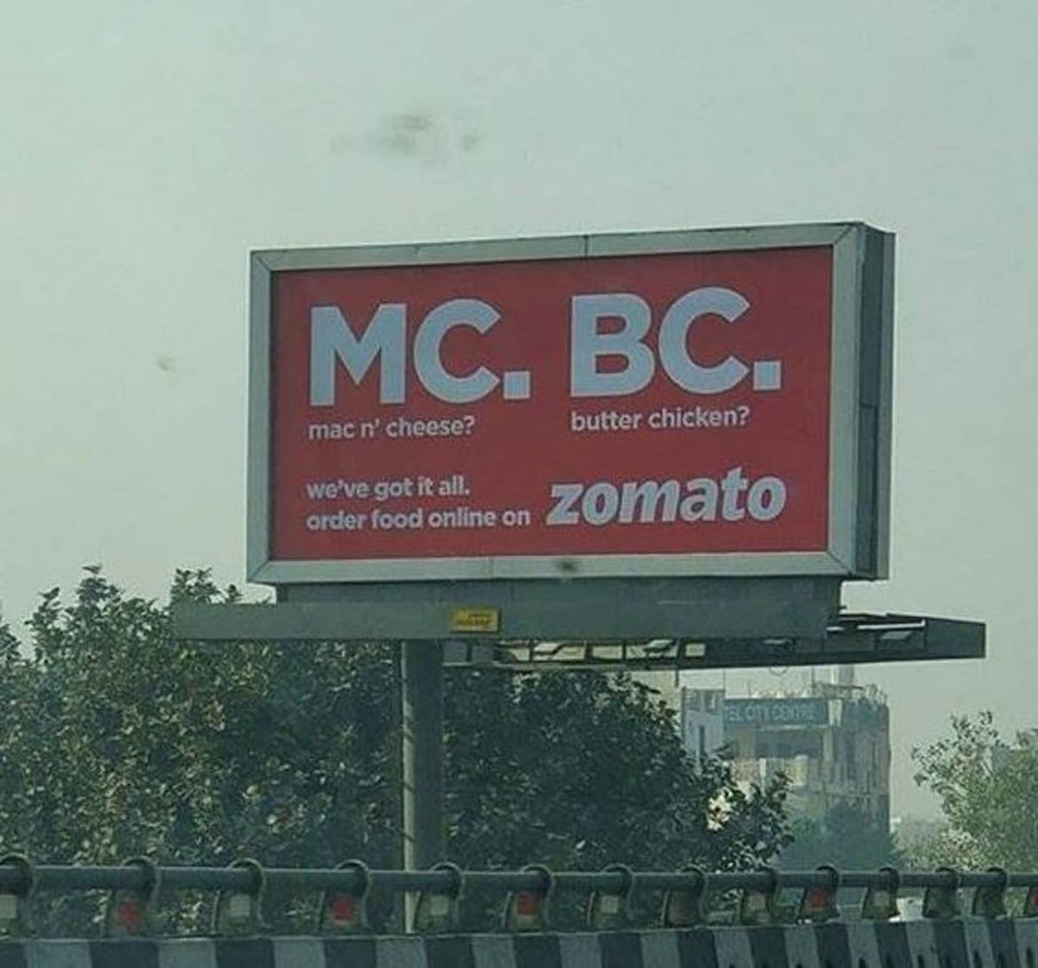 Zomato MC BC ad controversial ads of 2017