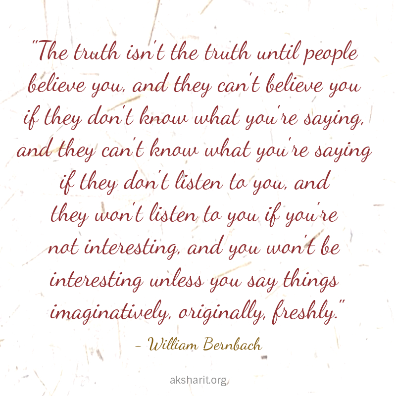 14 Advertising Guru William Bill Bernbach Quotes Ad Personalities DDB