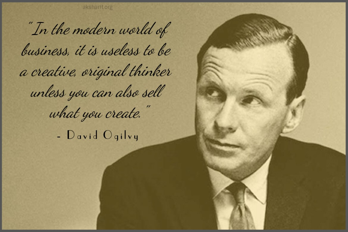 3 David Ogilvy Quotes on Advertising Best Lines Famous Popular Quotes from David Ogilvy