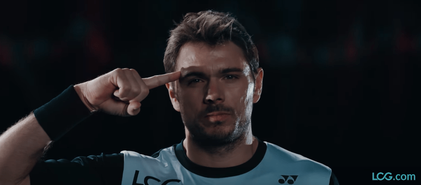 Stanislas Wawrinka Brand Endorsements Brand Ambassador Sponsorship List LCG London Capital Group