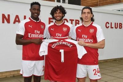 Arsenal FC Football Club Sponsors Partners Sponsorships Partnerships Brand Endorsements Cover More
