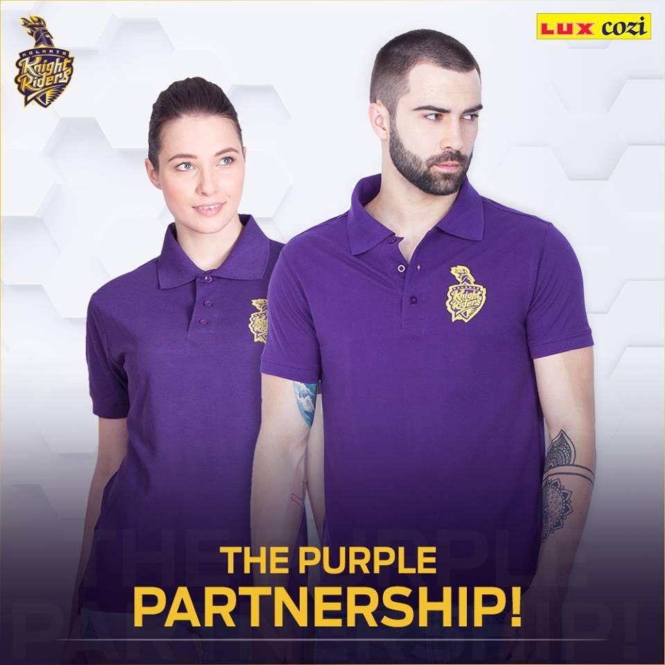 Kolkatta Knight Riders Official Sponsor Partner List 2018 Brands Endorsements Lux Cozi