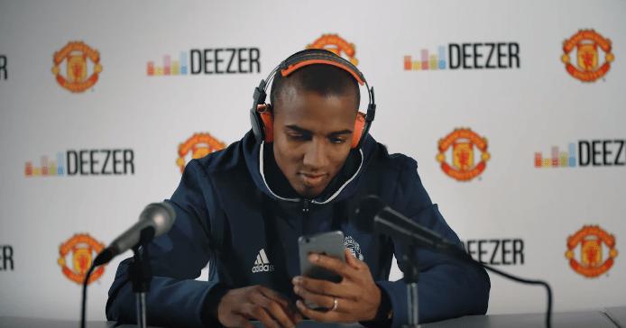 Manchester United Man Utd Red Devils Sponsorships Partnerships Brands Deezer