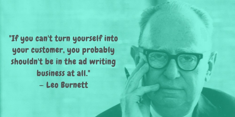 13 Leo Burnett Quotes Advertising Legend Guru Lines