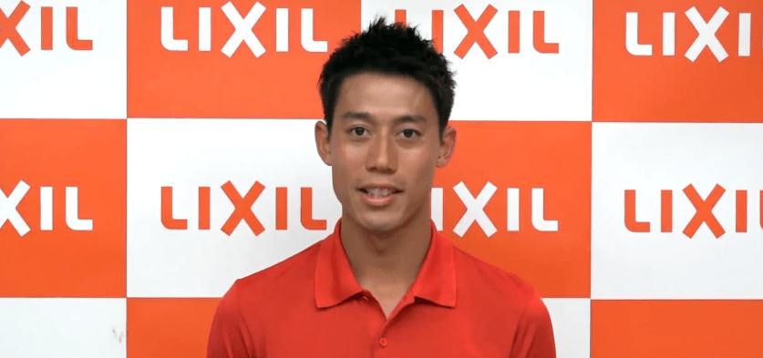 Kei Nishikori Brand Ambassador Brand Endorsements Sponsors Partners Advertisements Lixil