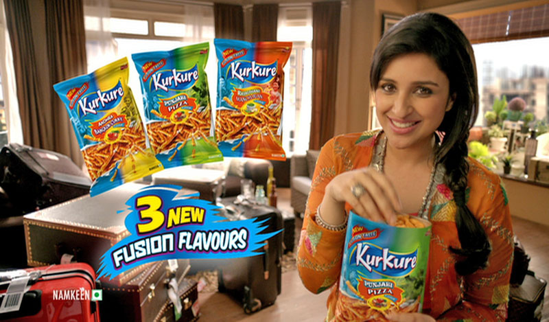 Parineeti Chopra Brand Endorsements Brand Ambassador Advertisements Promotions TVCS Ads Kurkure
