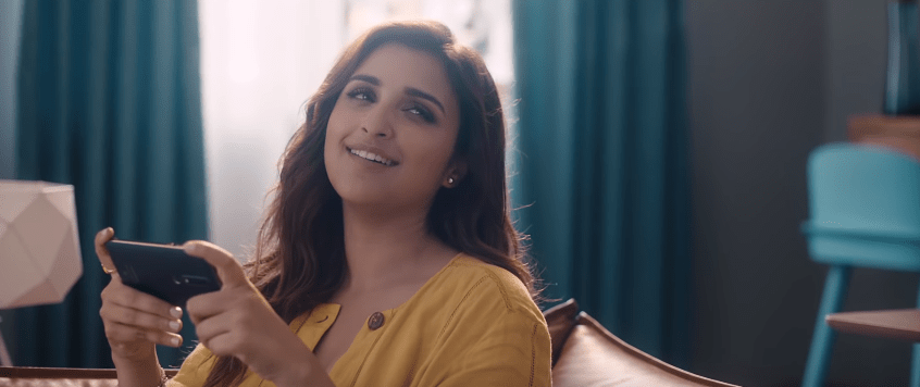 Parineeti Chopra Nokia Advertisement Brand Ambassador