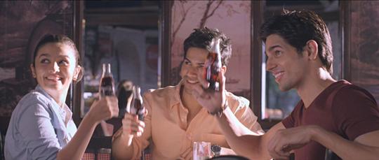Varun Dhawan Brand Endorsements Ambassador Advertising Marketing Campaign TVC Advertisement Coca Cola