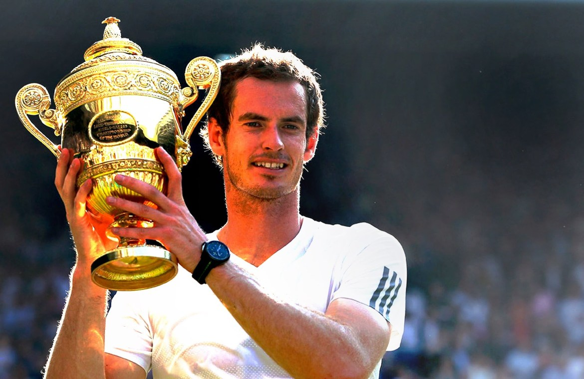 Wrist Watch Brands Endorsed Promoted advertised by tennis stars players Sir Andy Murray – Rado