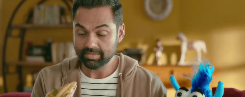 Abhay Deol TVC Pizza Hut Puppet Domino's