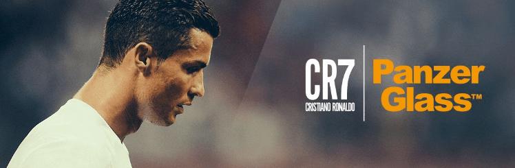 Cristiano Ronaldo Sponsors Partners Brand Endorsements Ambassador Associations Advertising Panzer Glass