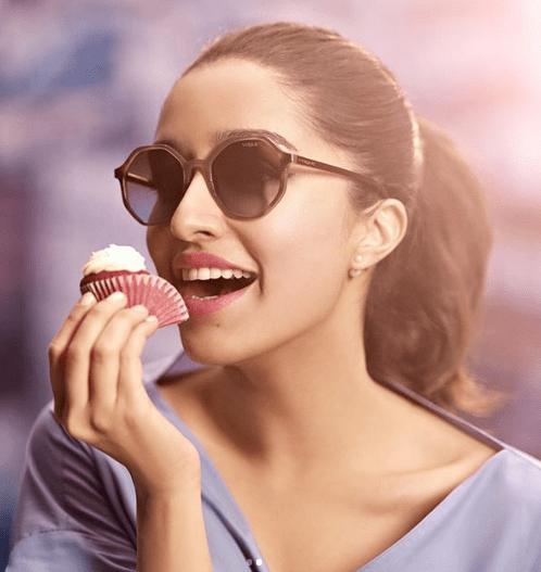 Shraddha Kapoor Brand Ambassador Brand Endorsements Promotions Advertisements TVCs Sponsors List Vogue Eyewear