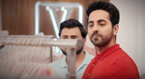 Ayushmann Khurrana brand endorsements brand ambassador list ads tvcs advertisements advertising actor model V-Mart Fashion Clothing