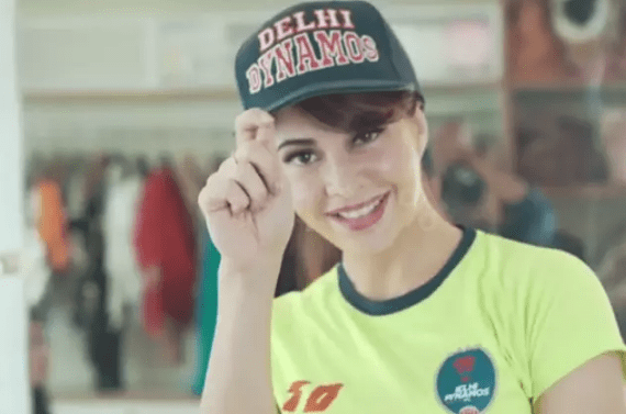 Jacqueline Fernandez Brand Endorsements Brand Ambassador Ads Advertising TVC Sponsors Associations Business List Delhi Dynamos FC