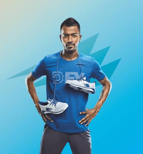 Hardik Pandya Brand Ambassador Brand Endorsements List Advertising Marketing TVCs Associations Sponsors Partnerships Cricket DFY Sports Equipments