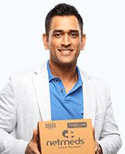 MS Dhoni Brand Ambassador Sponsors Endorsements List Advertising Commercials TVCs Associations Brand Value NetMeds