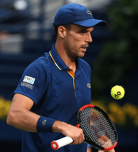 Roberto Bautista Agut Brand Ambassador Endorsements Sponsors Partnerships List Sports Tennis Spanish Player FWU Life Insurance