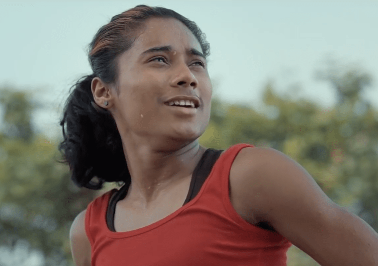 Hima Das Sponsors Brand Ambassador Advertising TVCs Ads Social Media promotions Brand Associations Tie-ups endorsements