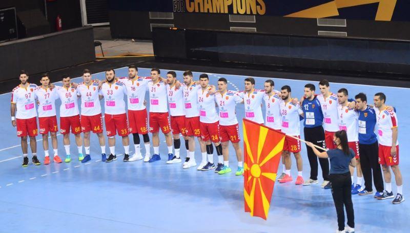 Македонските ракометари вечерва играат против Шведска на СП 2021