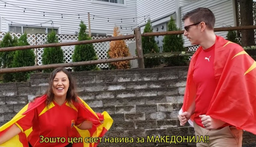 Сестрите Невена и Калина направија одлична песна за македонската фудбалска репрезентација 🎥