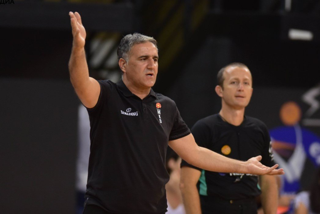 Селекторот Бајиќ задоволен од репрезентативците по првата проверка со Црна Гора
