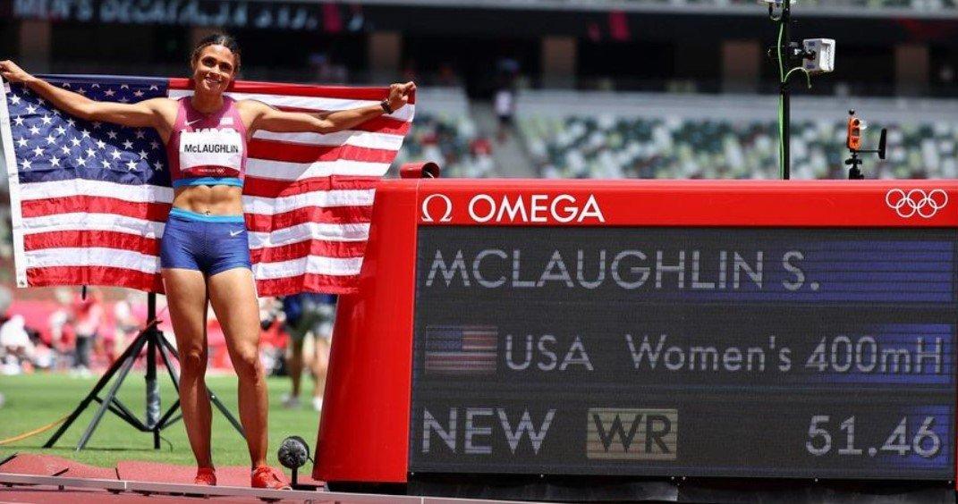 Падна светскиот рекорд и во 400 метри со пречки во женска конкуренција! 🎥