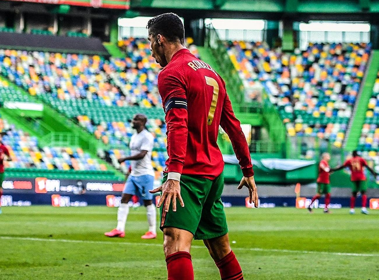 Θέλει και αυτό το Euro με την Πορτογαλία ο Κριστιάνο!