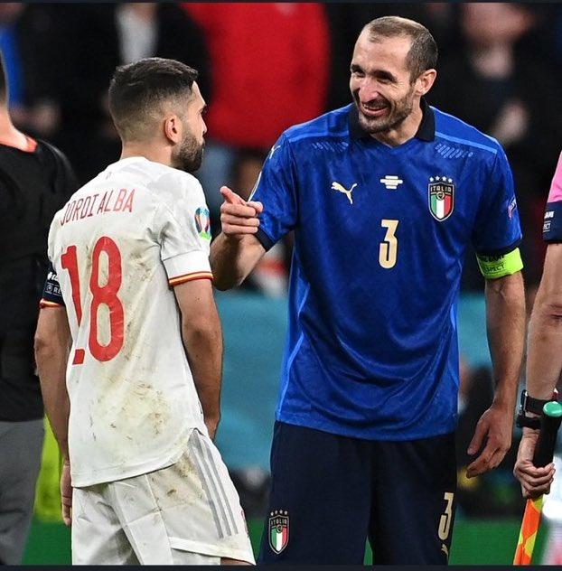 Οι μαγικές εμφανίσεις του Κιελίνι στο Euro 2020 με τη φανέλα της εθνικής Ιταλίας!
