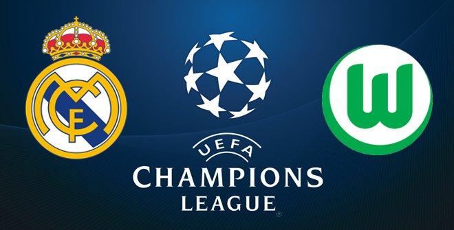 Real Madrid v Wolfsburg, Champions League 2016: Team News ...
