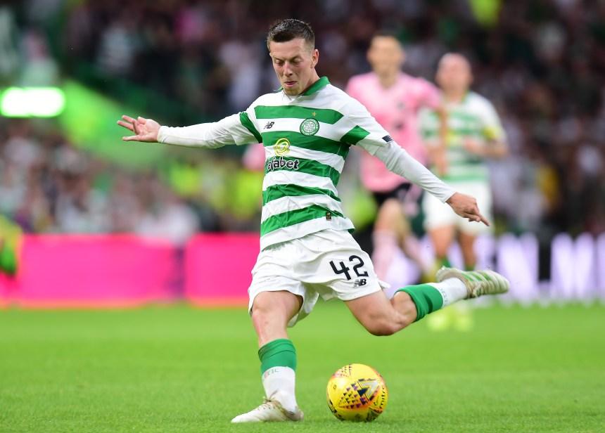 Leicester City eyeing summer move for Callum McGregor | Sportslens.com