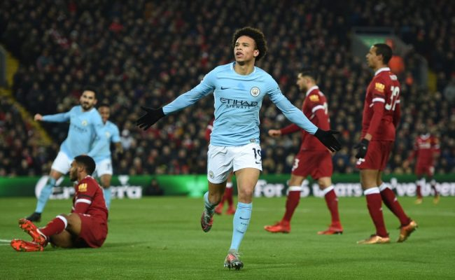 Liverpool Fans React To Leroy Sane S Manchester City Exit