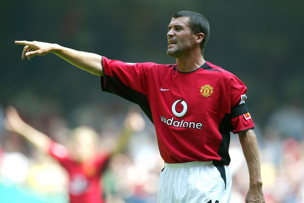 Eric cantona is one of the most flamboyant players ever in football and his antics off the field many times seemed to outshine his brilliance on the field. Eric Cantona And Roy Keane Join Premier League Hall Of Fame Sportslens Com
