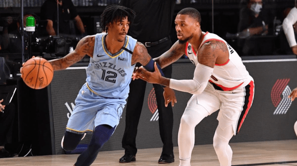 Portland Trail Blazer, Memphis Grizzles Play-In Game 1 - Sports Loud
