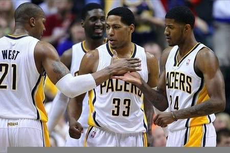 Indiana Pacers 2012
