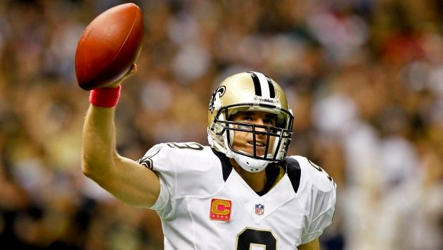 Drew Brees record
