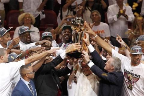 Miami Heat, campeones 2012