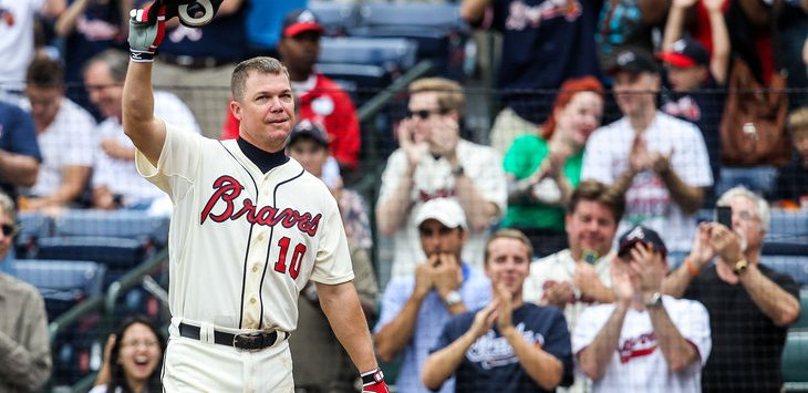 Chipper Jones adiós