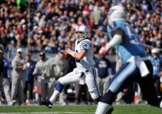 Andrew Luck Tennessee Titans