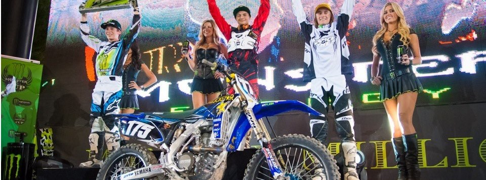 Monster Energy Cup 2012