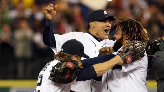 Tigers barren a Yankees